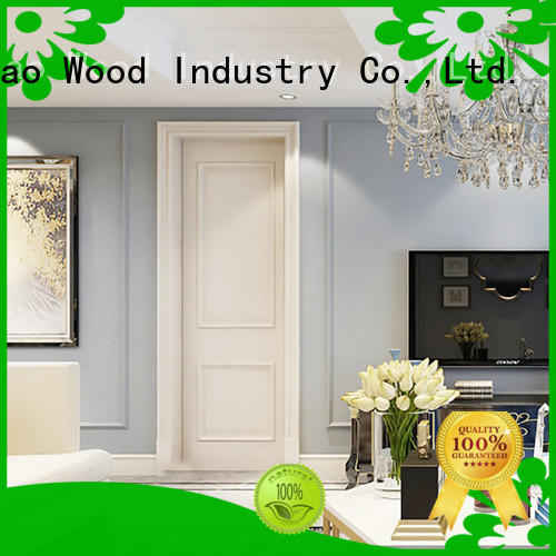 Sendiao Furniture Promotion solid wood interior doors supply a living room