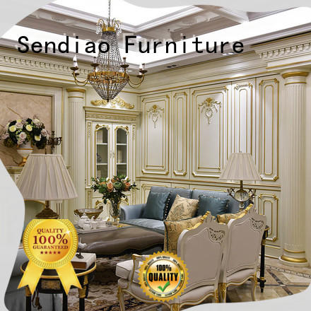Sendiao Furniture New products bespoke panelling manufacturers exhibition hall