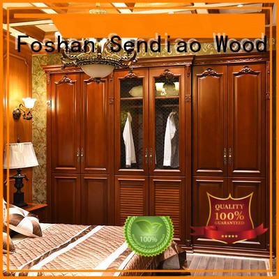 Sendiao Furniture sdw02 bespoke wardrobe elegance Three-star Hotel