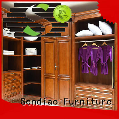 Quality Sendiao Furniture Brand luxury bespoke fitted wardrobes
