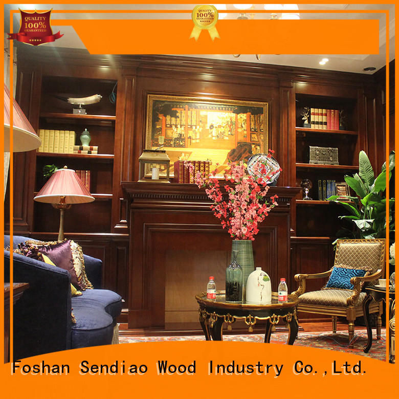 decorative cabinet room Four Star Hotel Sendiao Furniture