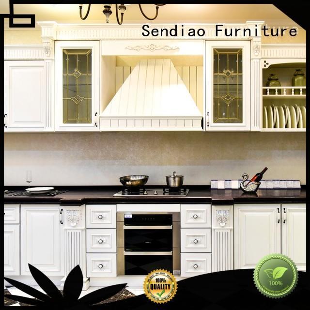 elegance solid wood kitchen cabinets sdk03 manufacturers fivestar hotel