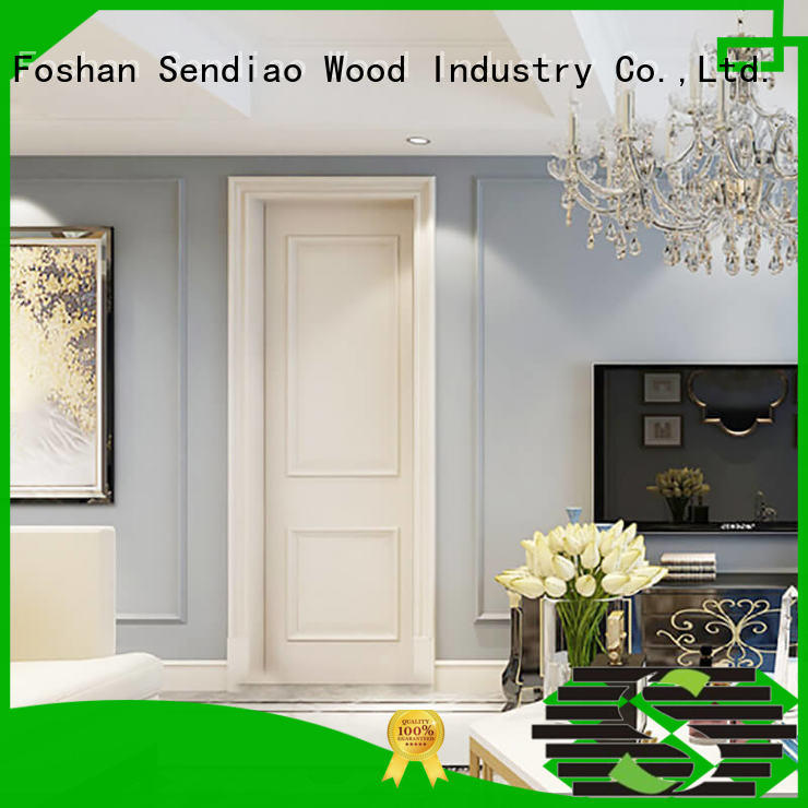 Sendiao Furniture sdr06 interior wood doors The latest generation Fivestar Hotel