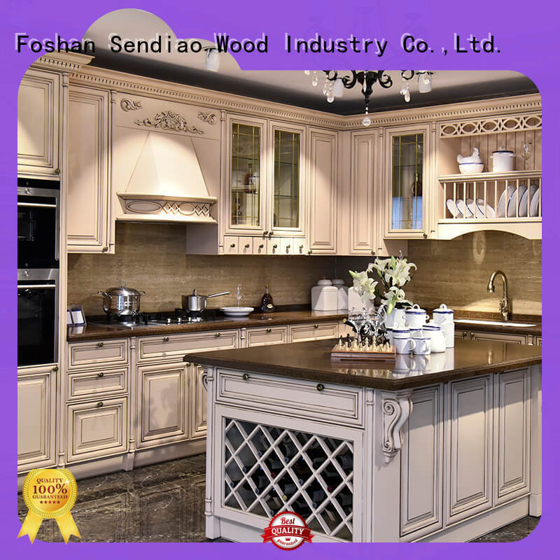 American style hardwood kitchen cabinets cabinet factory chateau