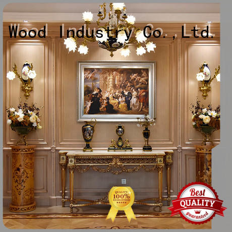Sendiao Furniture low price decorative wall molding panels low price Chateau