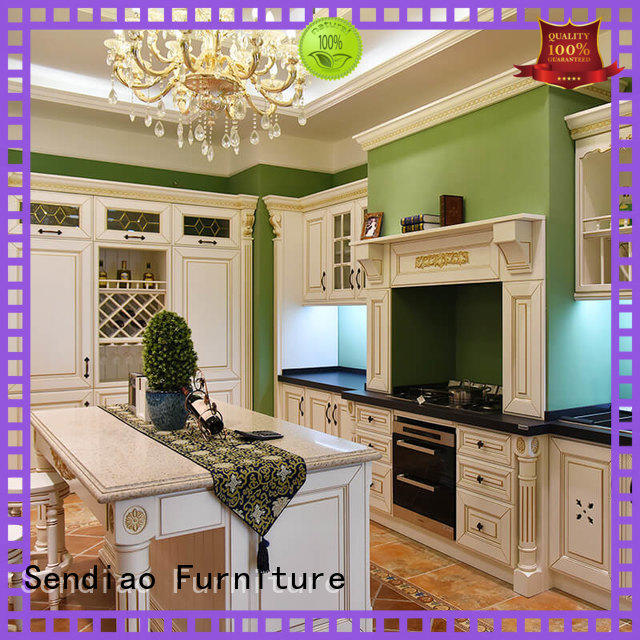 Sendiao Furniture french modular kitchen cabinets manufacturers bedroom