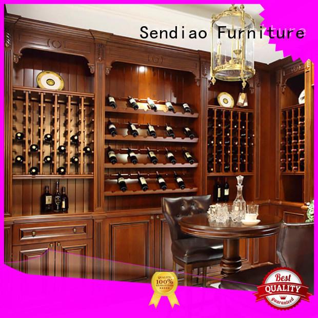 Sendiao Furniture Simplicity wine storage cabinet sdwi02 Four Star Hotel