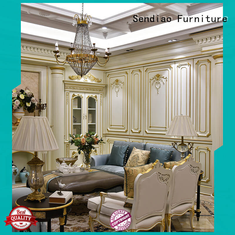 sdd03 wall panelling low price Four Star Hotel Sendiao Furniture