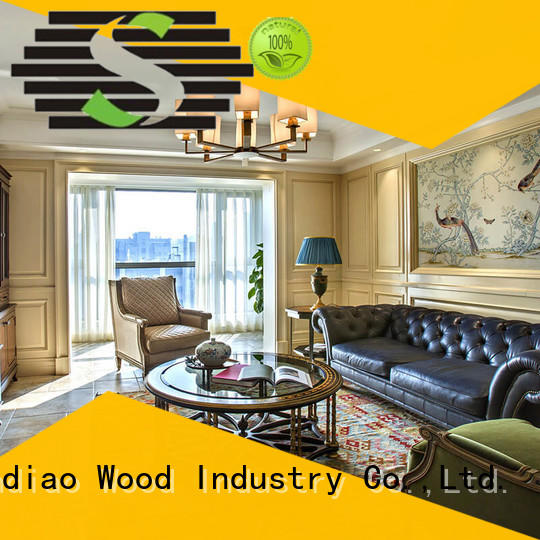 American style decorative wall molding panels panel manufacturers four-star hotel