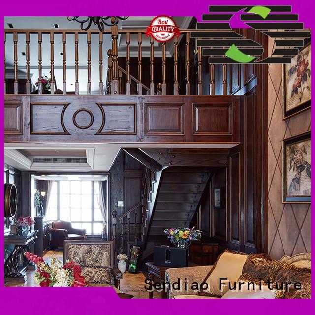 Sendiao Furniture New hardwood stairs Suppliers fivestar hotel