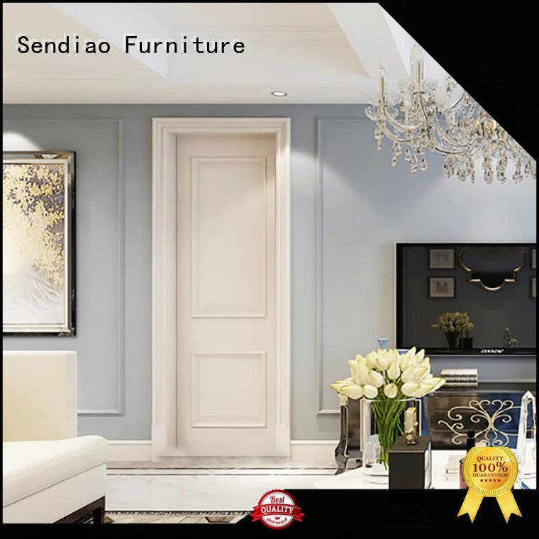 Sendiao Furniture New products solid wood interior doors manufacturers bedroom