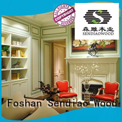 decorative decorative wall panelling interior walls New products Three-star Hotel Sendiao Furniture