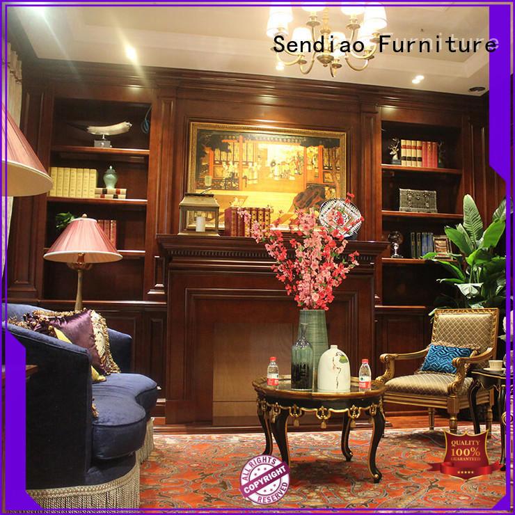 Sendiao Furniture The latest generation decorative storage cabinets full Four Star Hotel