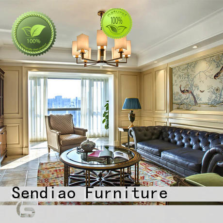 Sendiao Furniture High-quality decorative wood molding for walls Supply bedroom