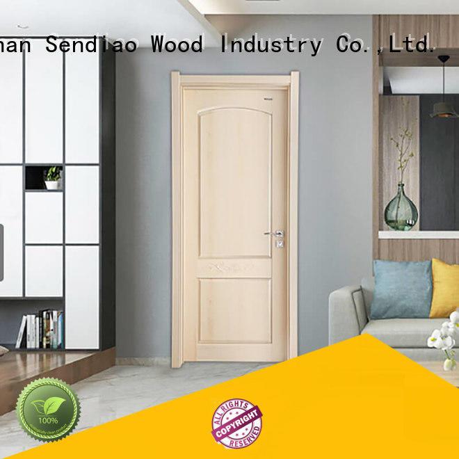 Sendiao Furniture wooden interior wood doors company fivestar hotel