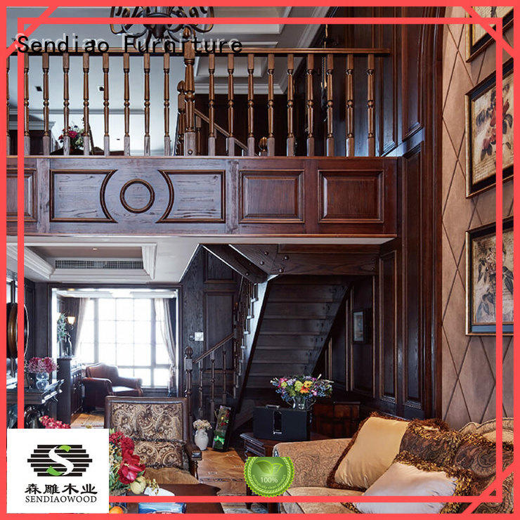 wooden steps wood Study Sendiao Furniture