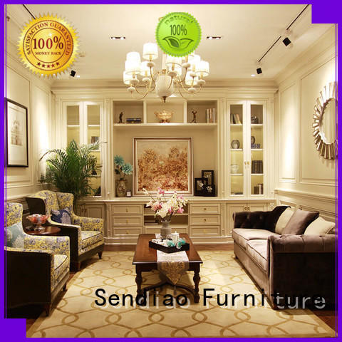 Sendiao Furniture low price decorative storage cabinets manufacturers three-star hotel
