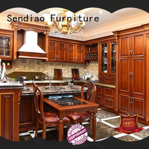 wood wooden cupboard classical Fivestar Hotel Sendiao Furniture