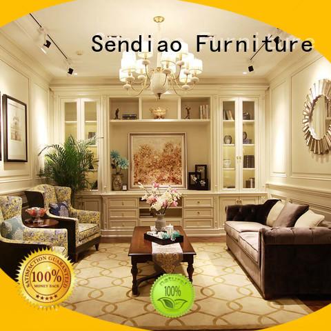 Sendiao Furniture Best decorative wooden cabinet Supply bedroom