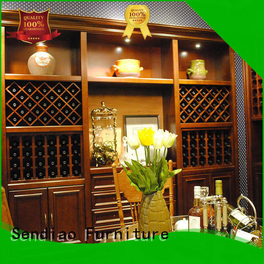 Simplicity wine cabinet furniture classical Fivestar Hotel