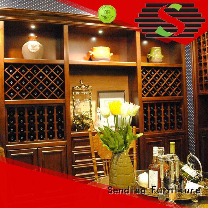 elegance bespoke wine cabinet low price Four Star Hotel