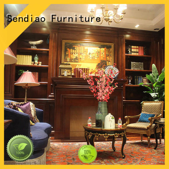 Sendiao Furniture Simplicity decorative wall cabinet manufacturers a living room