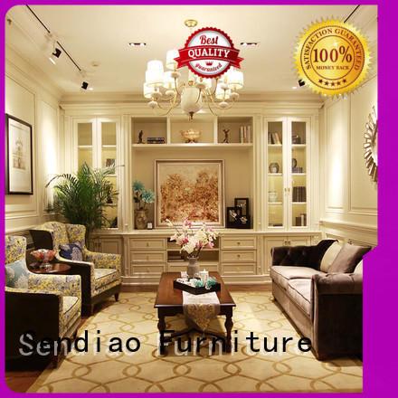 Sendiao Furniture cabinet decorative cabinet Suppliers chateau