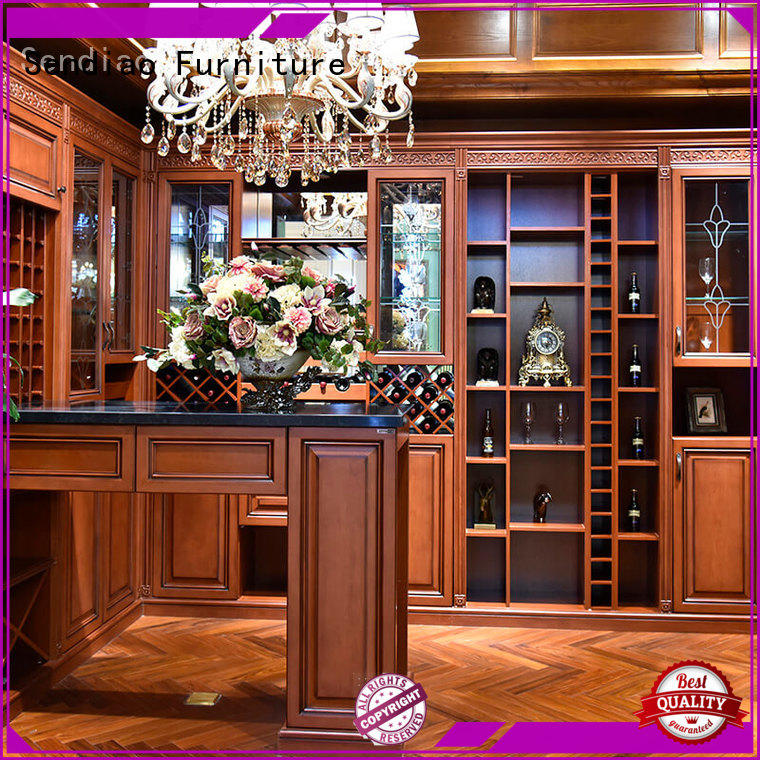 Sendiao Furniture sdwi01 wine cabinet furniture New products Four Star Hotel