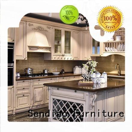 Custom custom kitchen cabinets freedom Supply exhibition hall