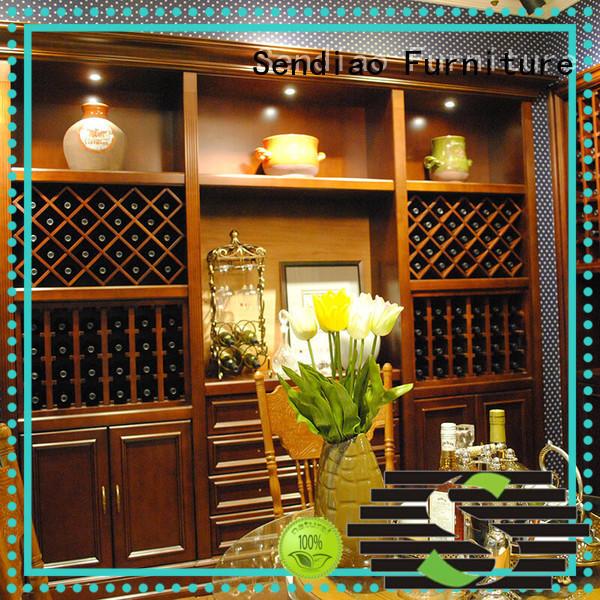 Simplicity wine cabinet furniture Promotion Bedroom
