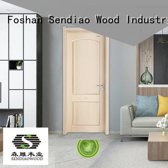 Simplicity custom interior doors Simplicity Three-star Hotel Sendiao Furniture