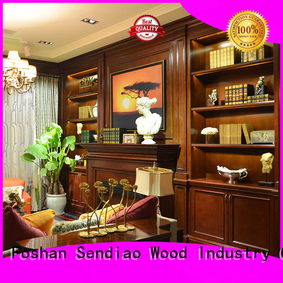 Wholesale decorative cabinet room for business three-star hotel