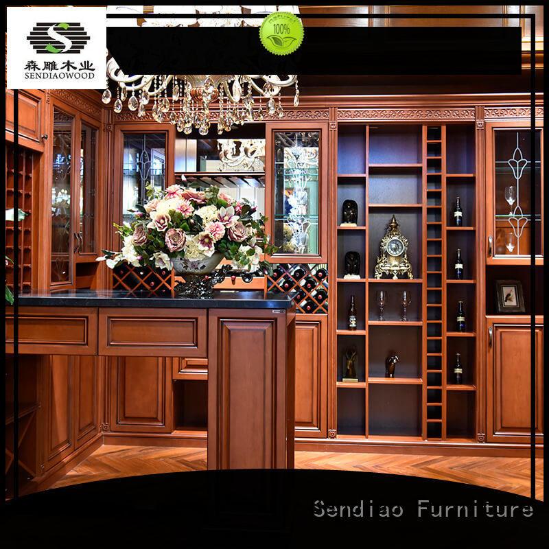 sdwi03 wine storage cabinet sdwi02 Study Sendiao Furniture