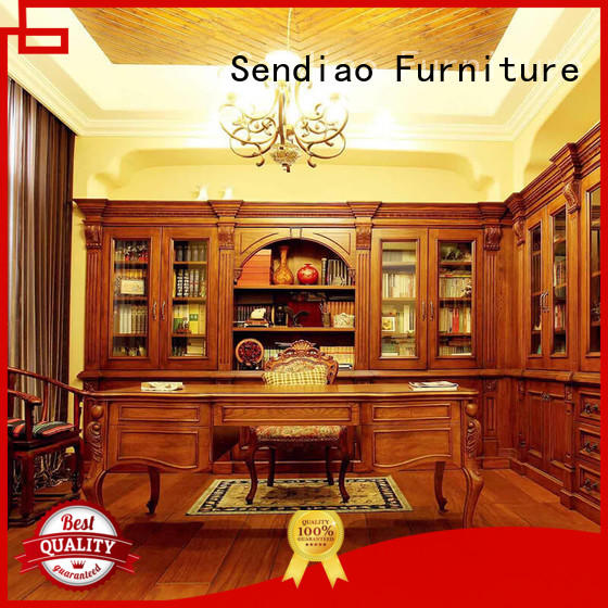 Sendiao Furniture The latest generation wooden cabinets for living room room Study