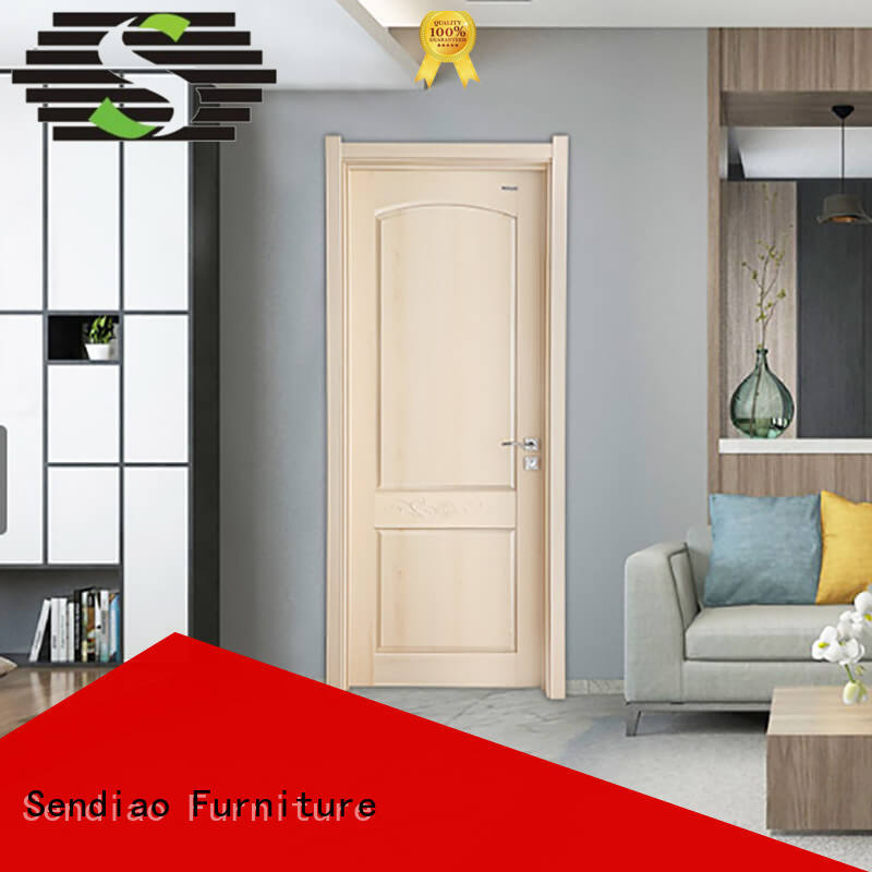 interior wood doors door Three-star Hotel Sendiao Furniture