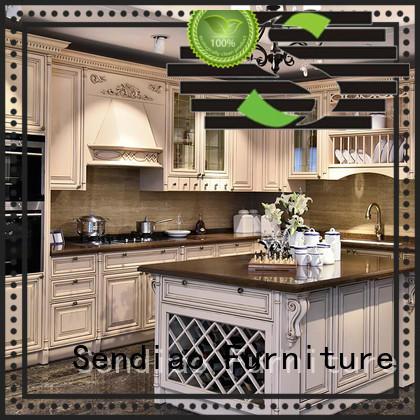 bespoke kitchen cabinet quartz Bedroom Sendiao Furniture