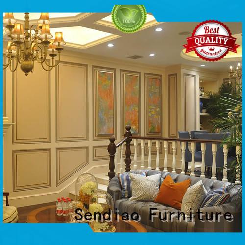 stair wooden staircase design staircase Study Sendiao Furniture