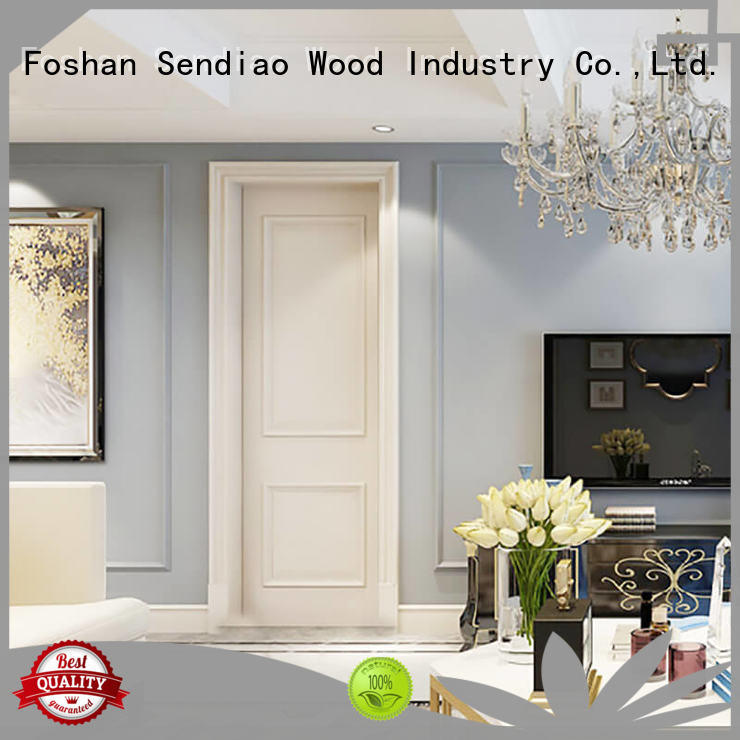 solid interior doors fashion Study Sendiao Furniture