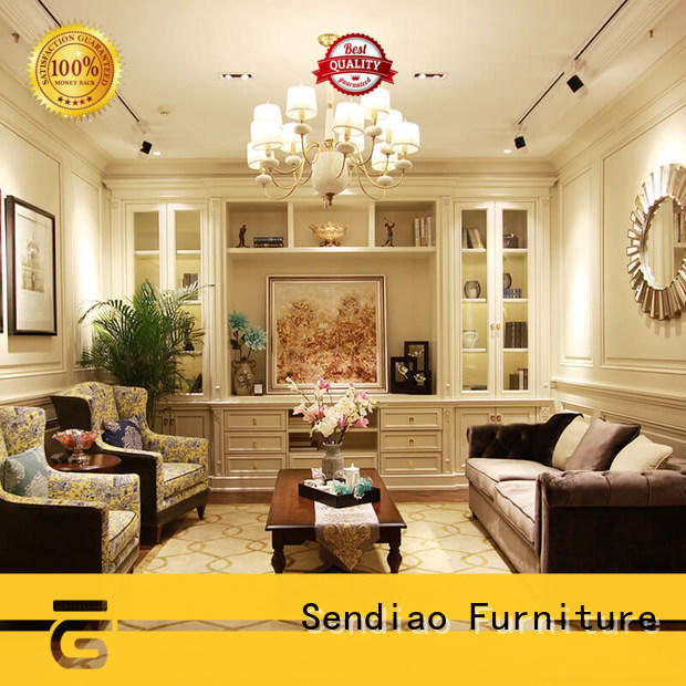 Sendiao Furniture Top decorative cabinet factory four-star hotel