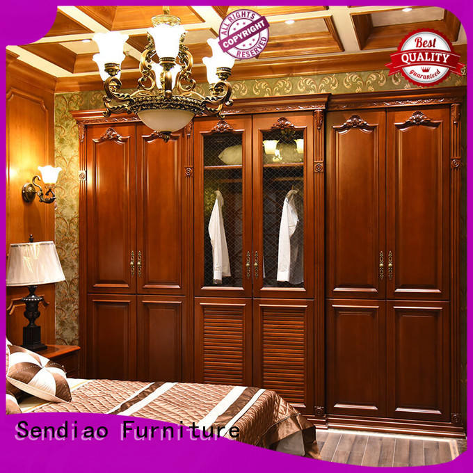 Simplicitywood armoire wardrobe modular Promotion Bedroom