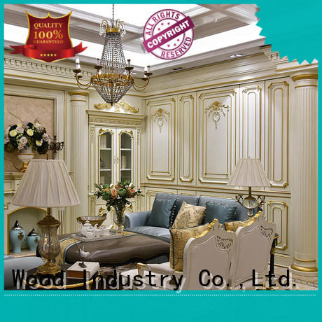 Sendiao Furniture Simplicity wood panelling for walls interior sdd01 Chateau