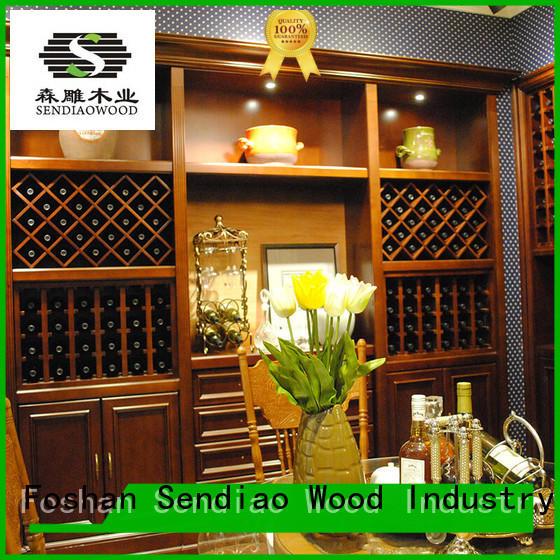 sdwi04 wine storage cabinet sdwi01 Study Sendiao Furniture