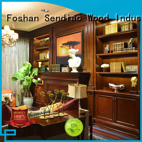 sdc01 decorative wall cabinets with doors classical Four Star Hotel Sendiao Furniture