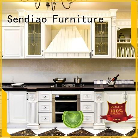 low price custom kitchen cabinets American style Study