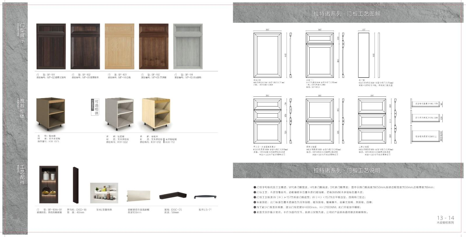 sdk05 wood kitchen cabinets classical Exhibition hall Sendiao Furniture