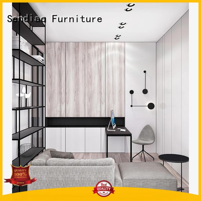Sendiao Furniture combination decorative storage cabinets manufacturers chateau