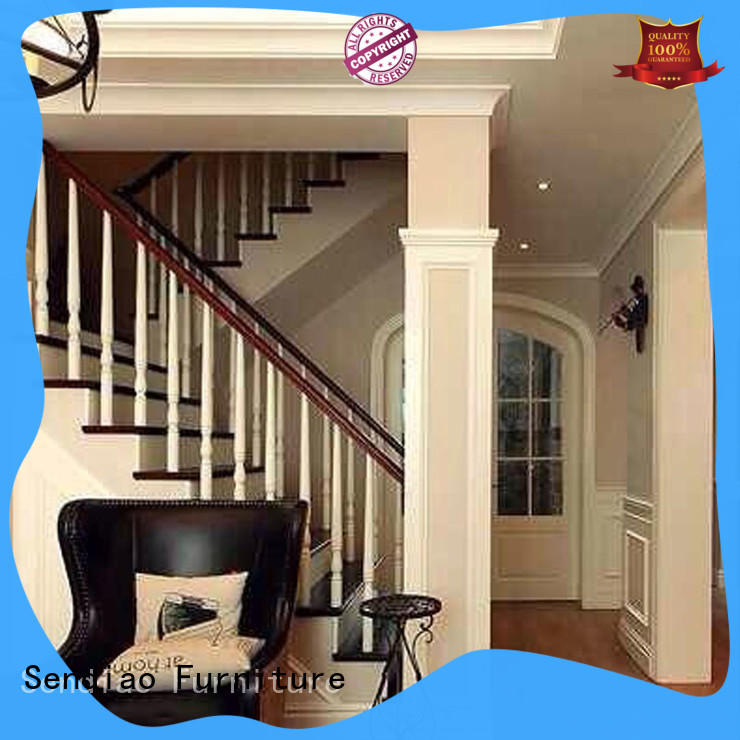 low price hardwood stairs accessories New products Four Star Hotel