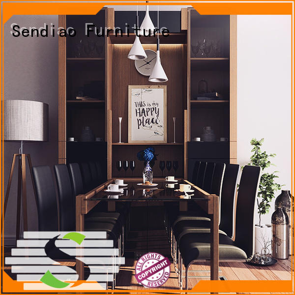 Sendiao Furniture Best bespoke bookshelves Supply exhibition hall