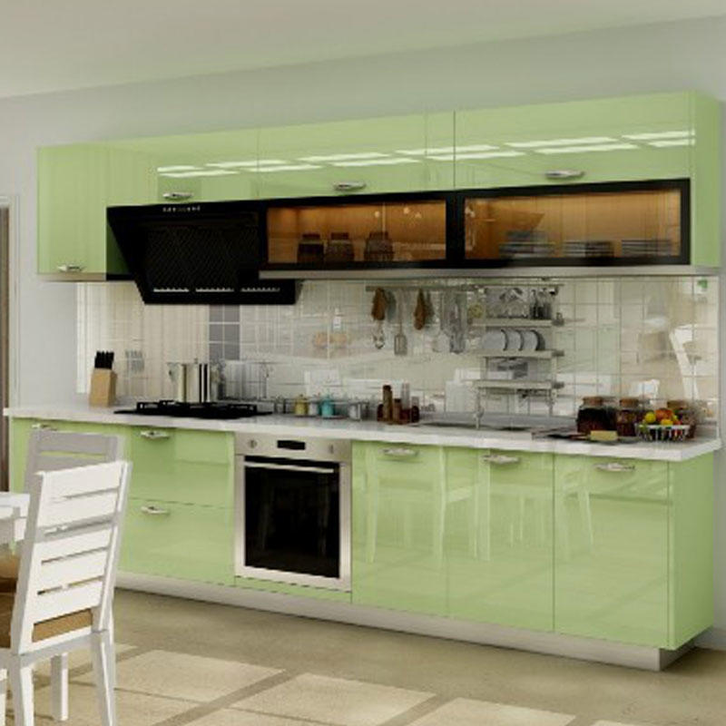 modern & fashion Lacquer kitchen cabinet SD-K09
