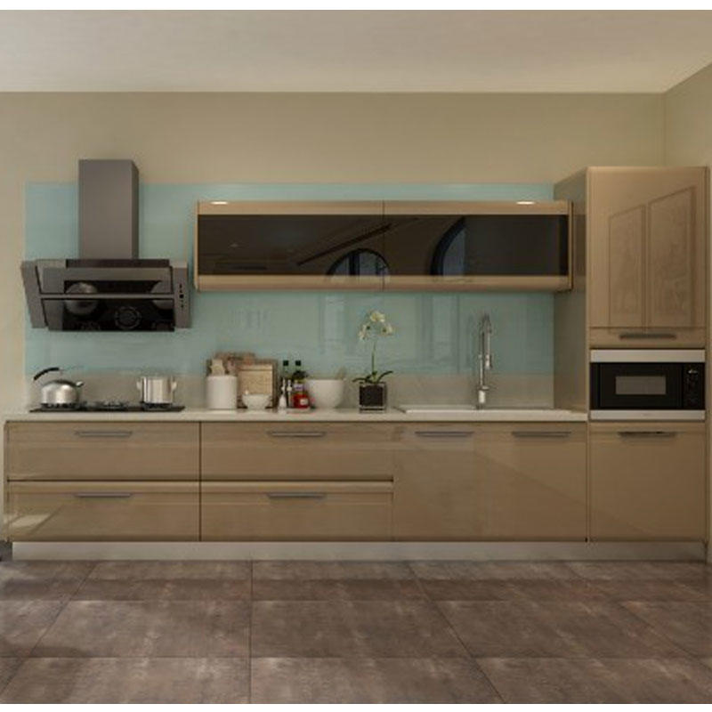 modern & fashion Lacquer kitchen cabinet SD-K09